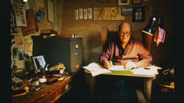 Στο εργοστάσιο ιδεών του Roald Dahl